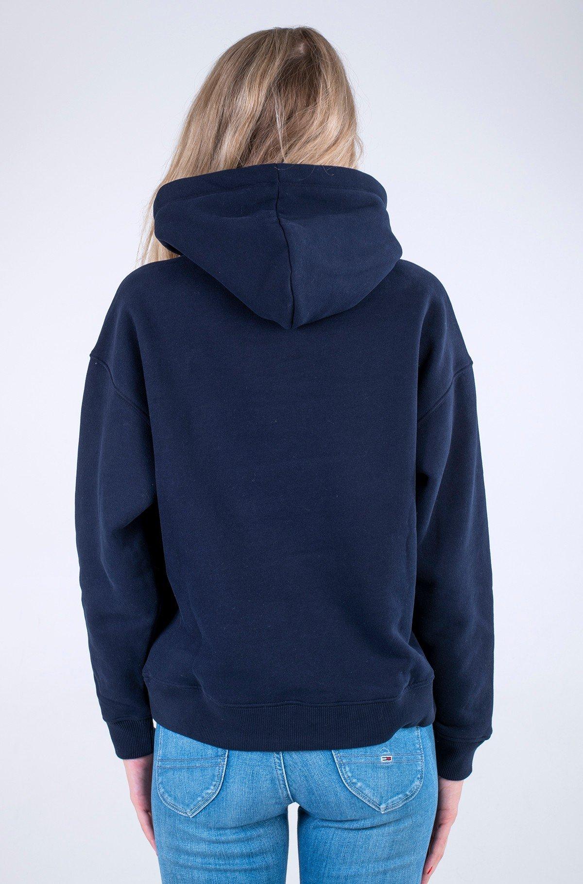 Sporta džemperis RELAXED GOLD SCRIPT HOODIE-full-2