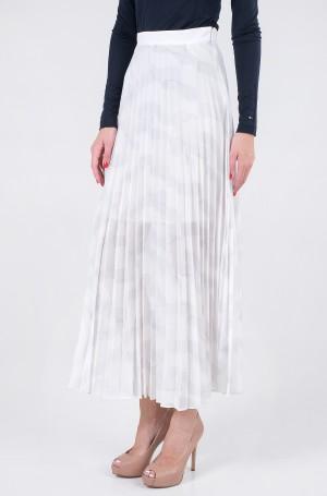 Skirt ICON CHIFFON PLEATED LONG SKIRT-1