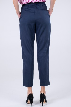 Trousers FLANNEL PULL ON STRAIGHT PANT-2