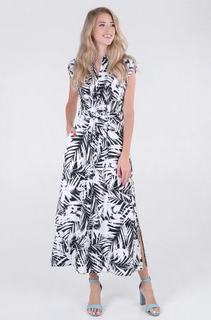 Kleit VIS TWILL LONG SHIRT DRESS NS-1