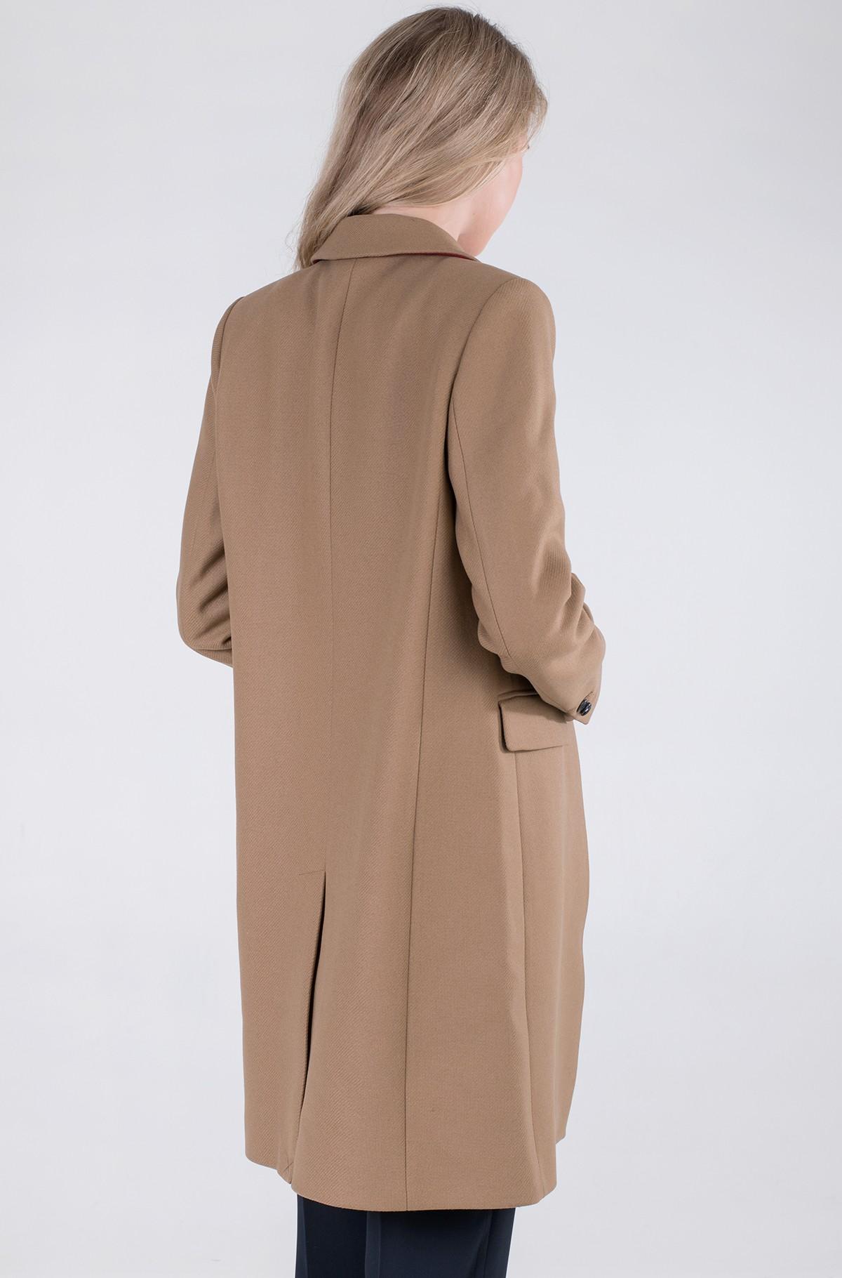 Mantel TH ESS WOOL BLEND CLASSIC COAT-full-3
