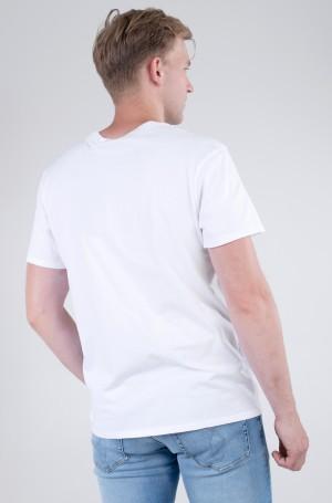 Marškinėliai UPSCALE PALM PRINT SS TEE-2
