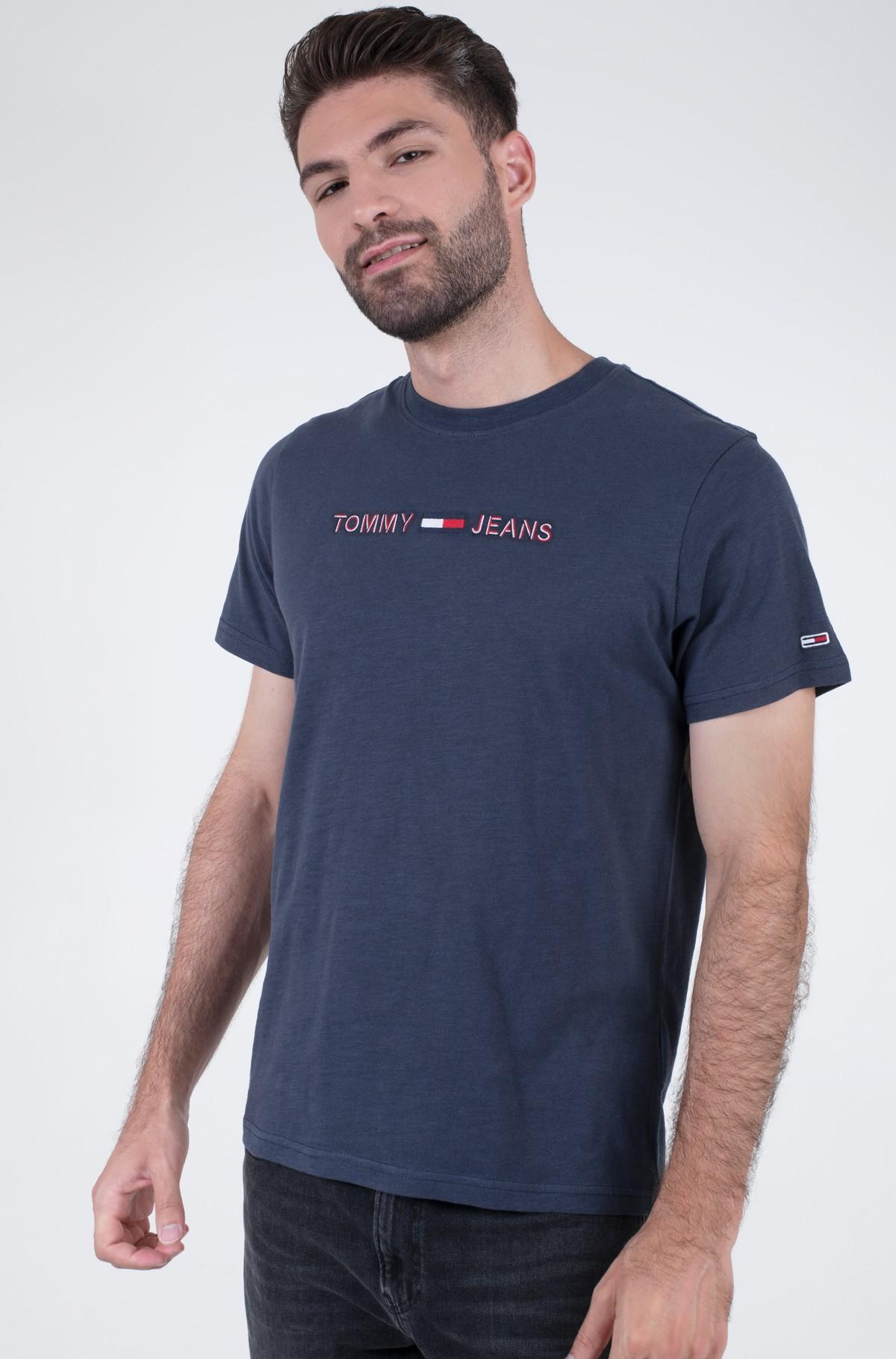 T-krekls TJM 3D LINEAR LOGO TEE-full-1