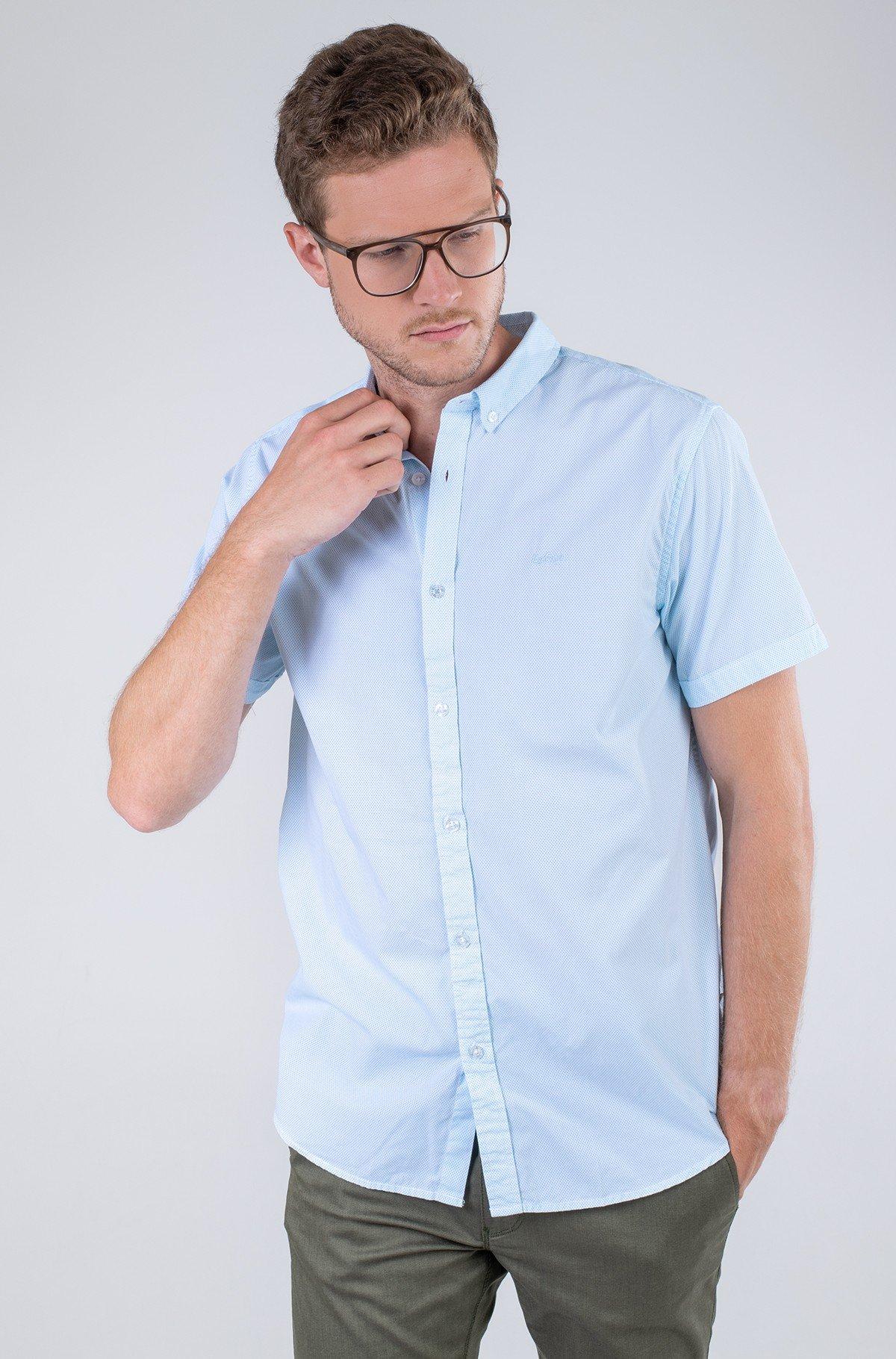 Short sleeve shirt DELER MC 0522-full-1