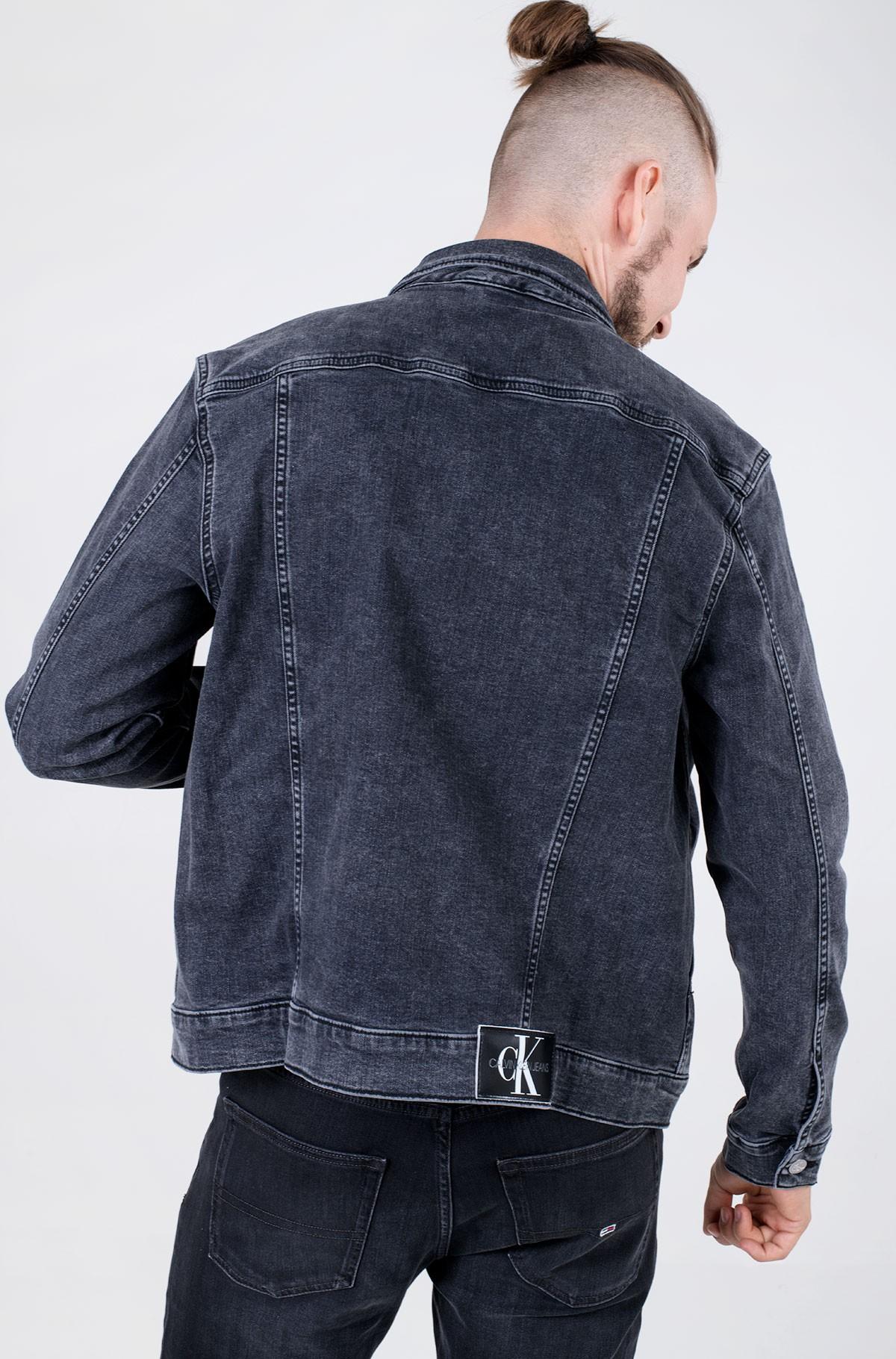 Denim jacket MODERN ESSENTIAL DENIM JACKET-full-3