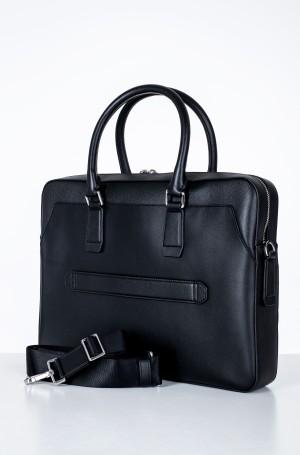 Arvutikott BUSINESS LEATHER SLIM COMP BAG-3
