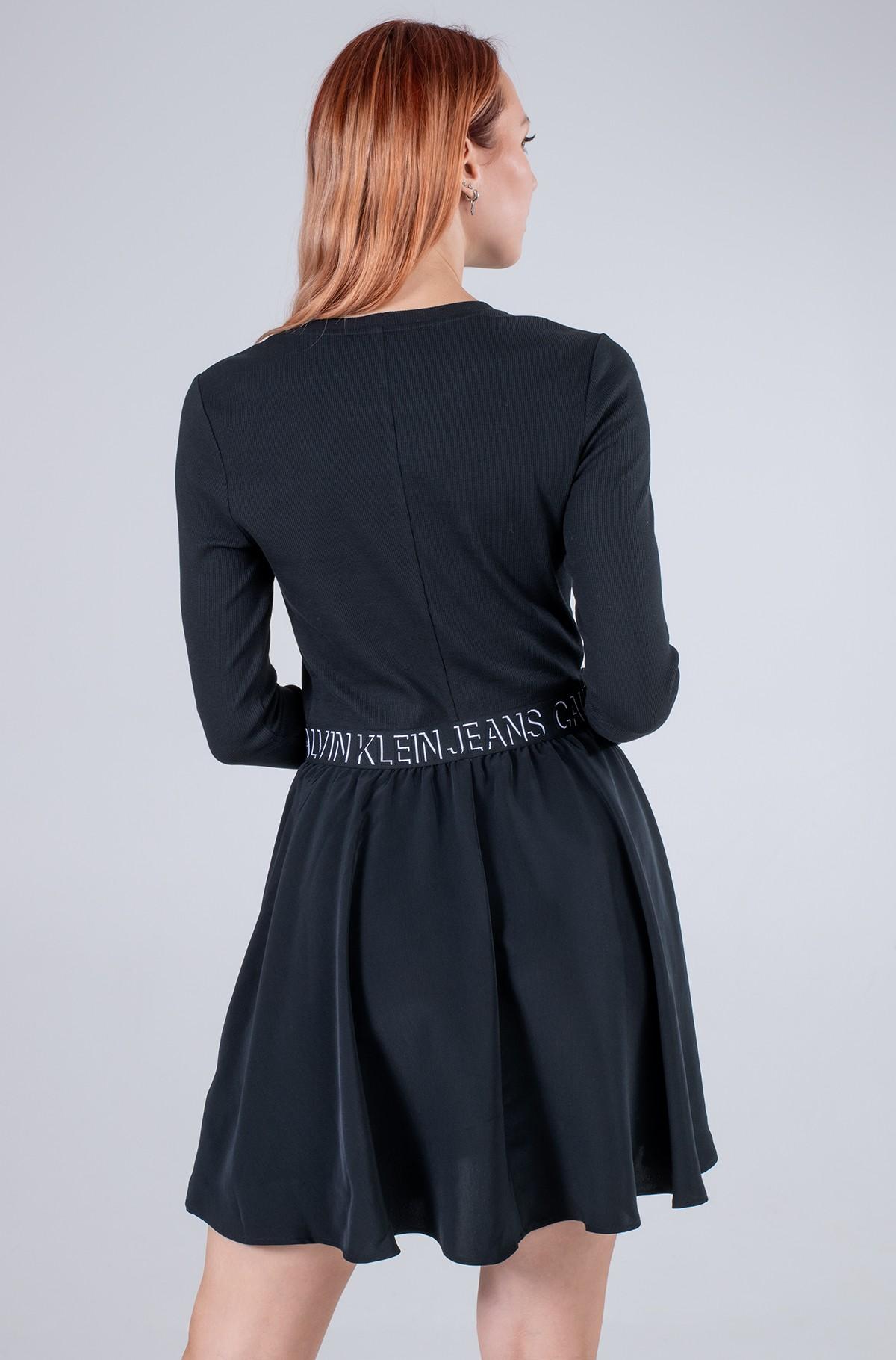 Kleit LOGO ELASTIC DRESS-full-2