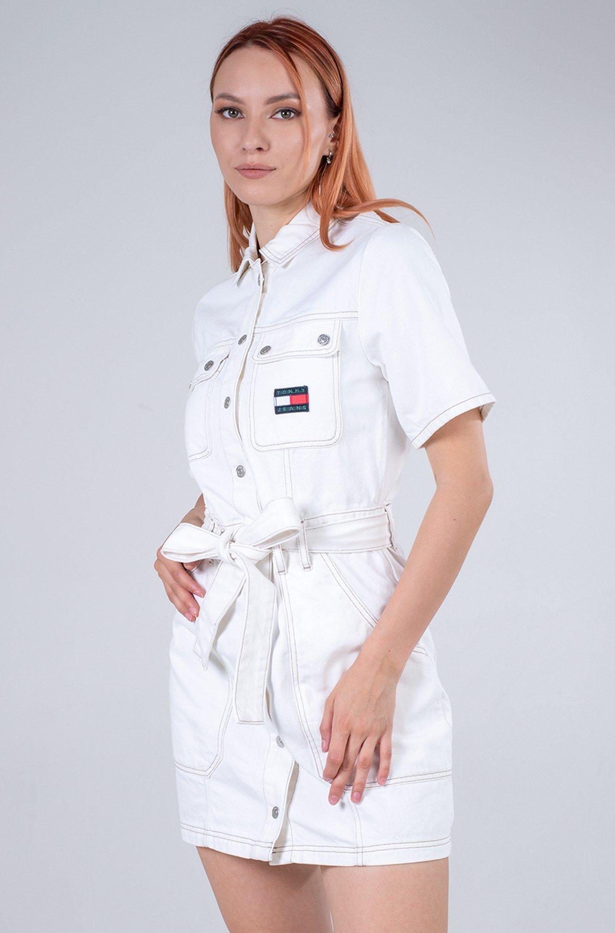 Teksakleit UTILITY TWILL DRESS AE795 SWR-full-1