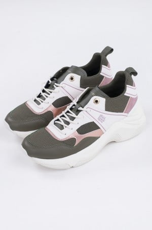 Casual shoes FASHION WEDGE SNEAKER-3