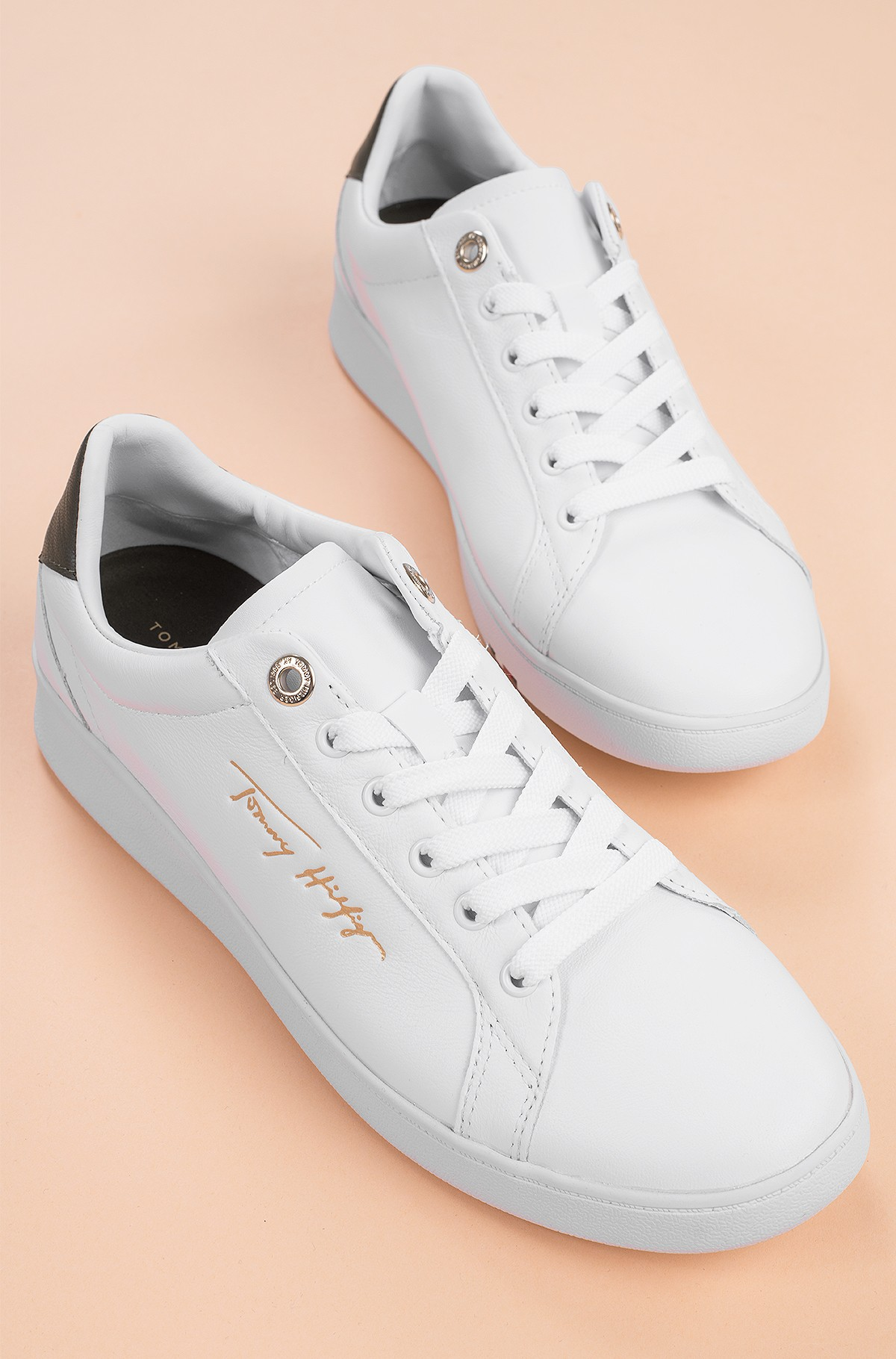 Casual shoes SIGNATURE COURT SNEAKER-full-1