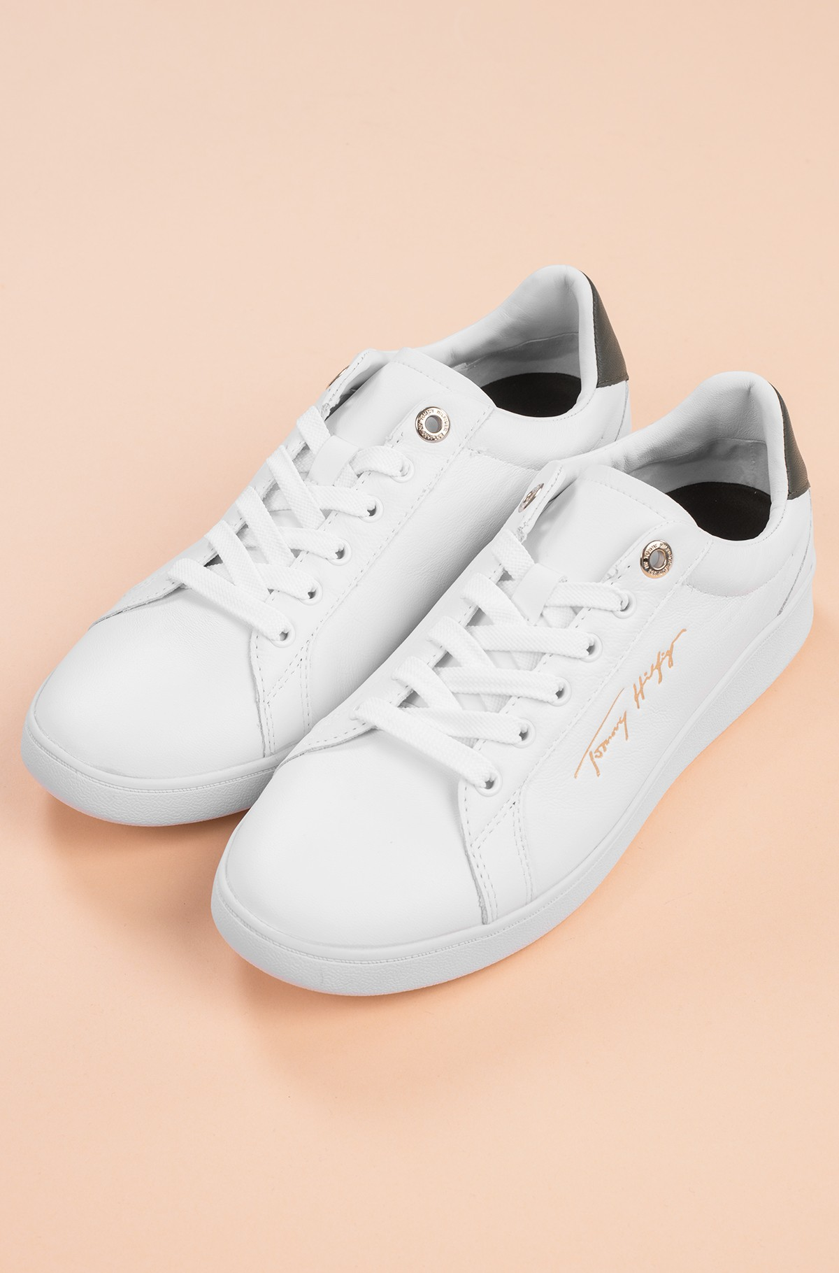 Casual shoes SIGNATURE COURT SNEAKER-full-2