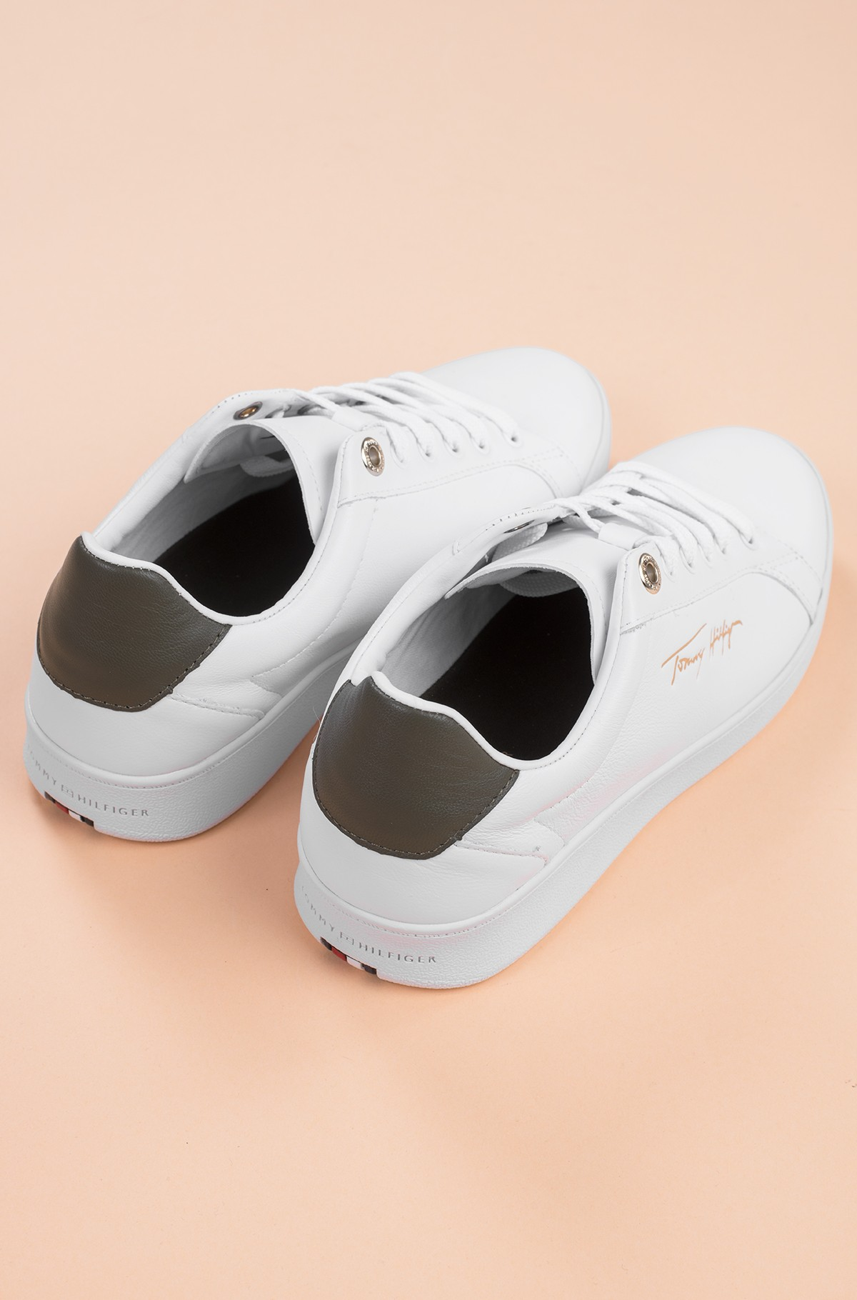 Casual shoes SIGNATURE COURT SNEAKER-full-3