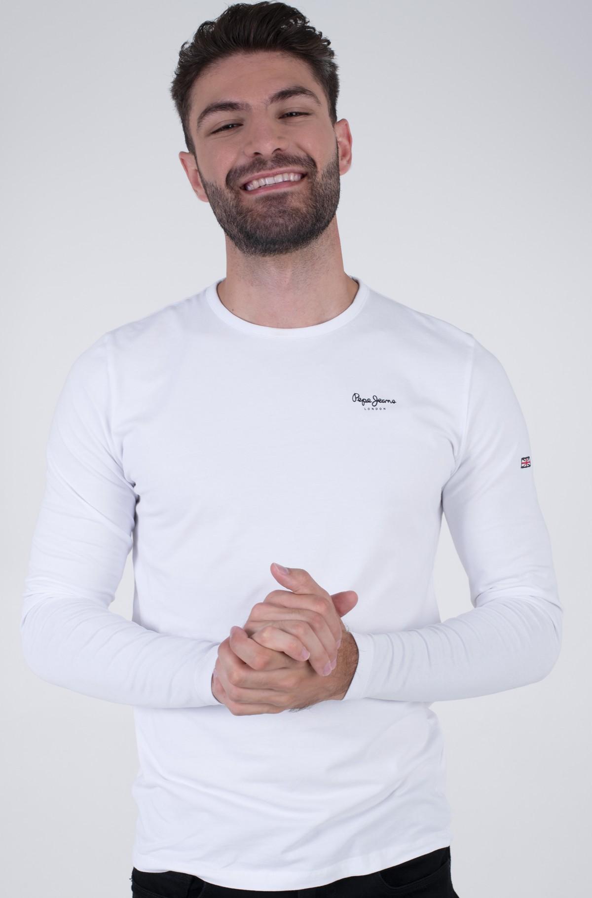 Long sleeved t-shirt ORIGINAL BASIC 2 LONG/PM506138-full-1