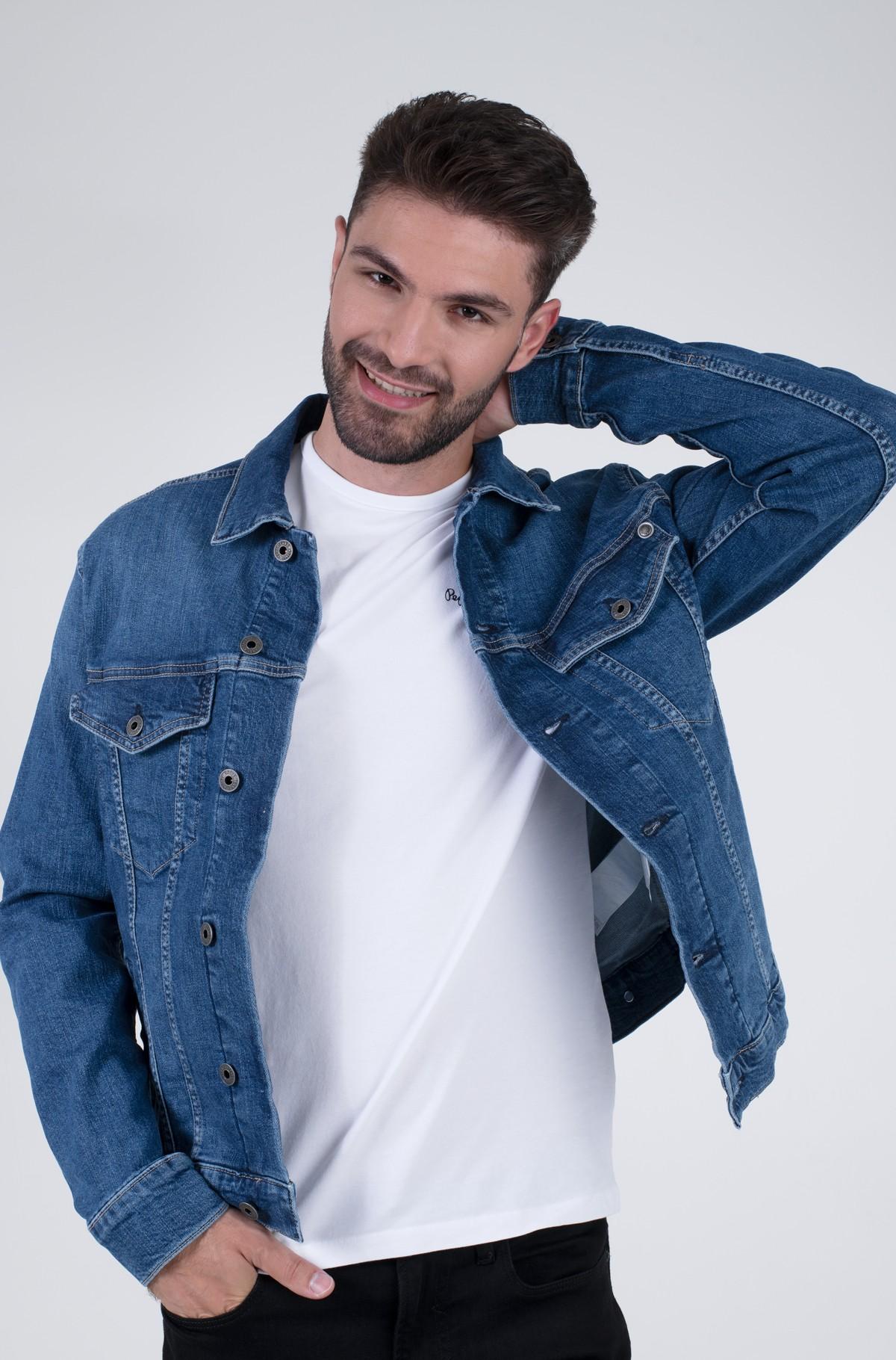 Denim jacket PINNER/PM400908HI4-full-1