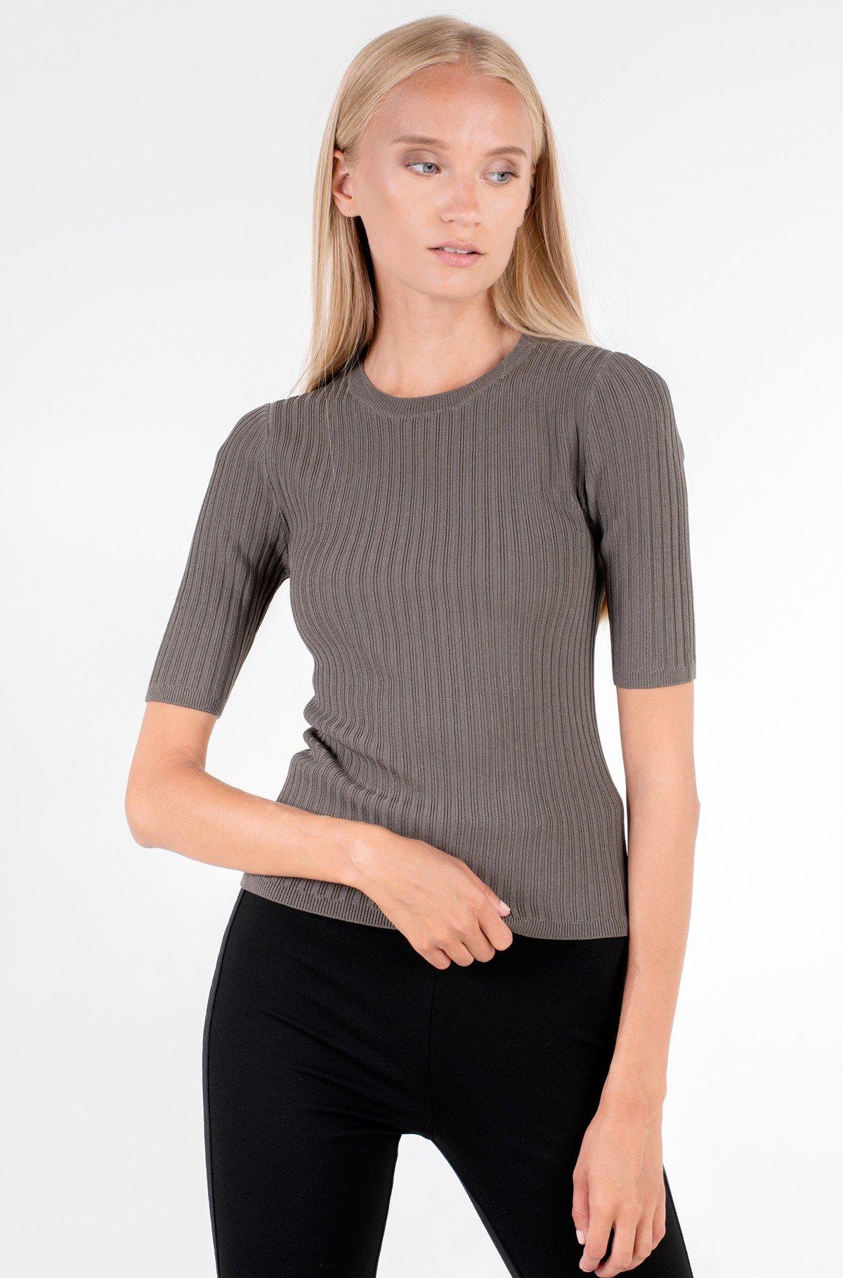 Knitted blouse W1GR21 R2UK0-full-1