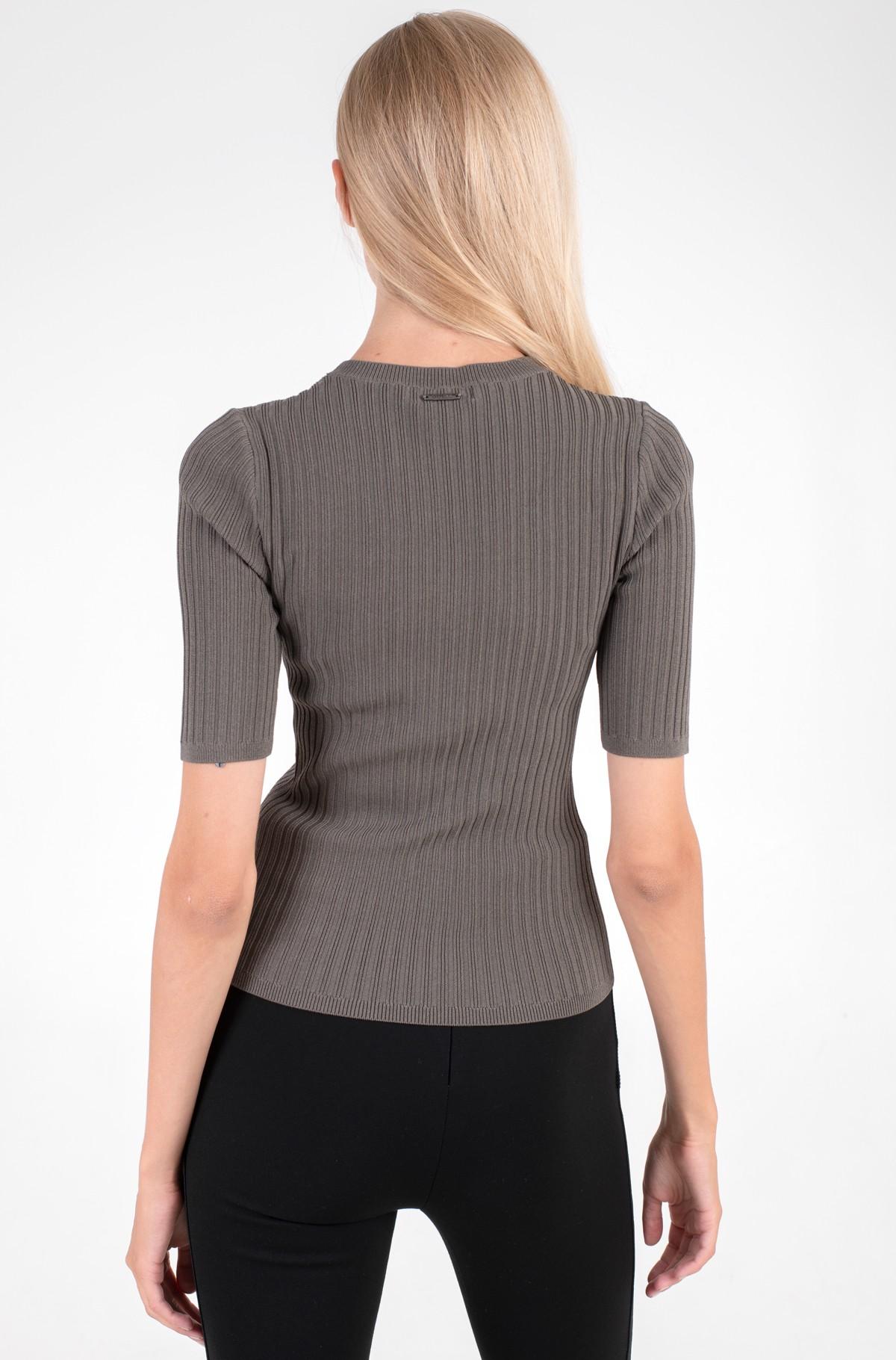 Knitted blouse W1GR21 R2UK0-full-2
