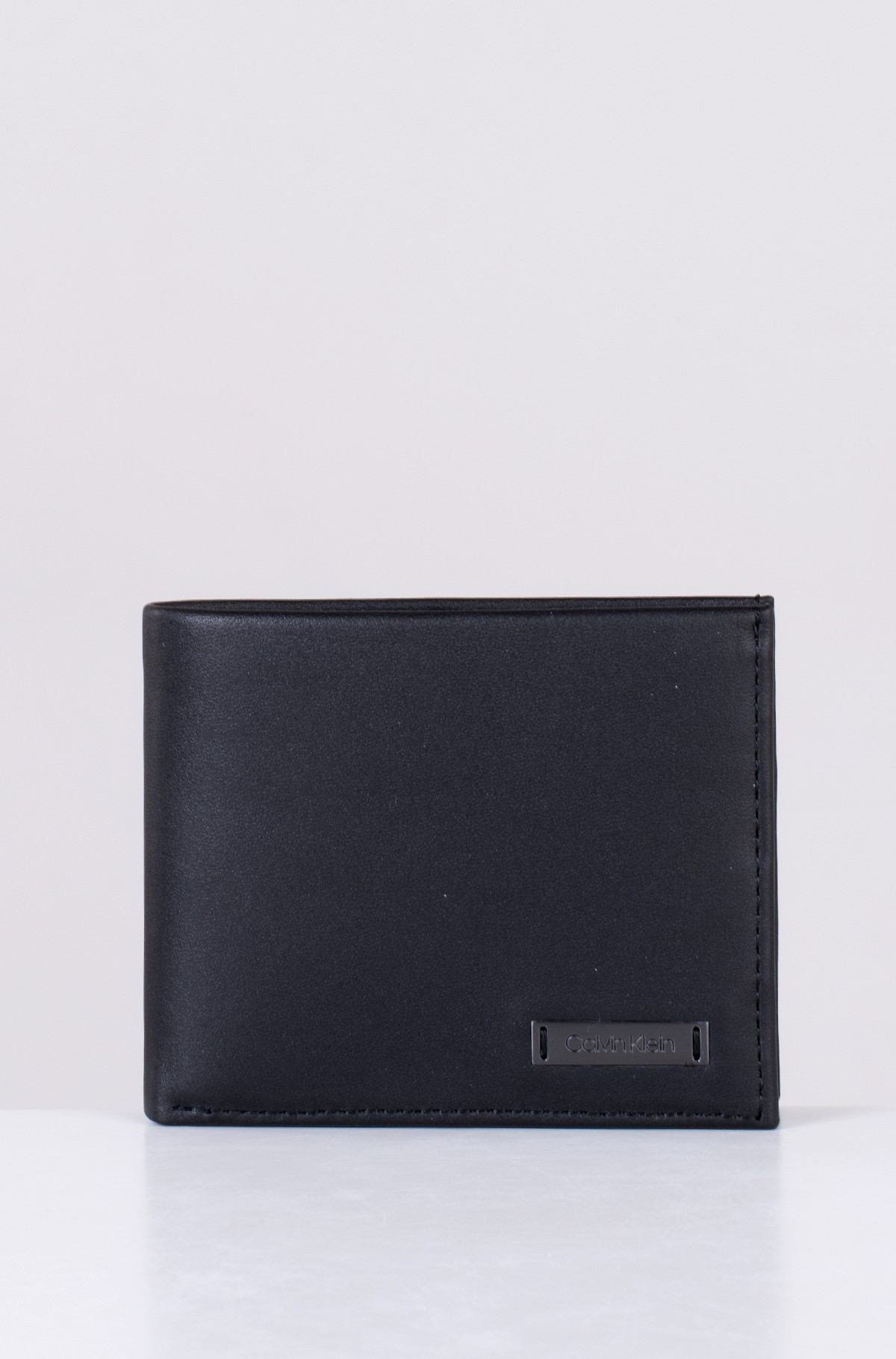 Wallet SMOOTH W PLAQUE SLIMFOLD 6CC K50K504315-full-1