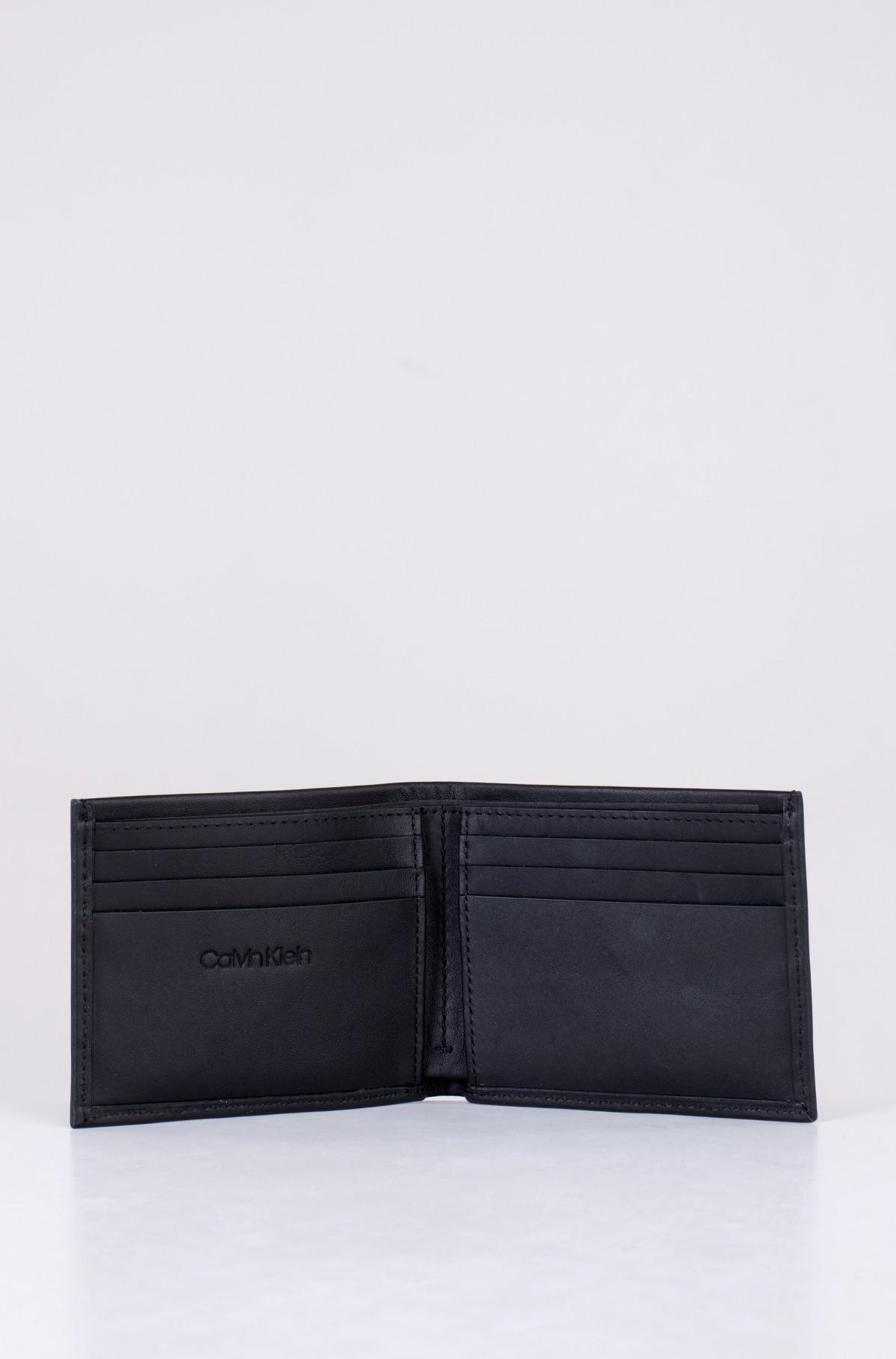 Wallet SMOOTH W PLAQUE SLIMFOLD 6CC K50K504315-full-3