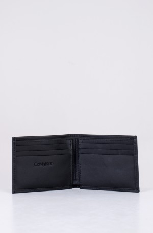 Wallet SMOOTH W PLAQUE SLIMFOLD 6CC K50K504315-3
