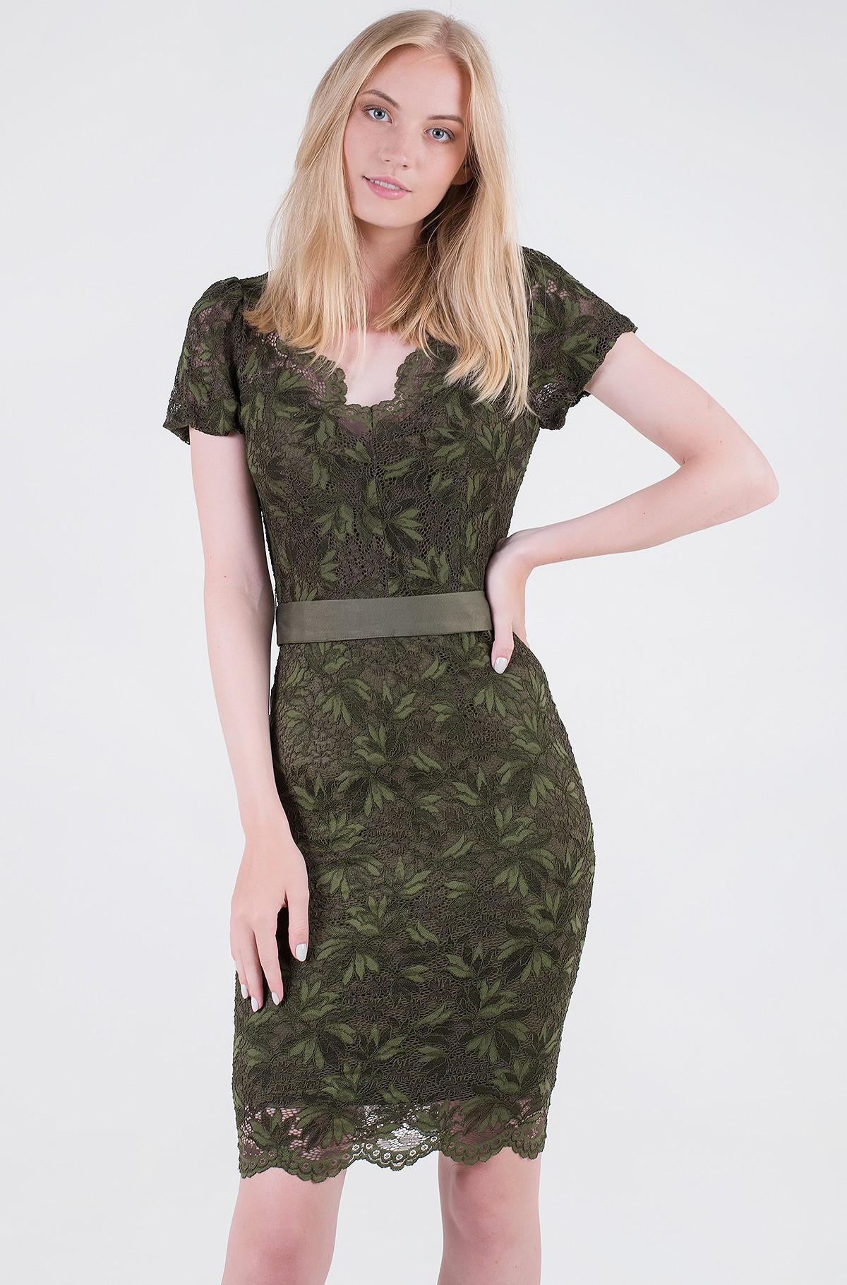 Pitsist kleit W1YK06 KAQN0-full-1