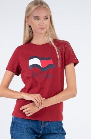 T-shirt ABO REGULAR MOTION FLAG TEE-1