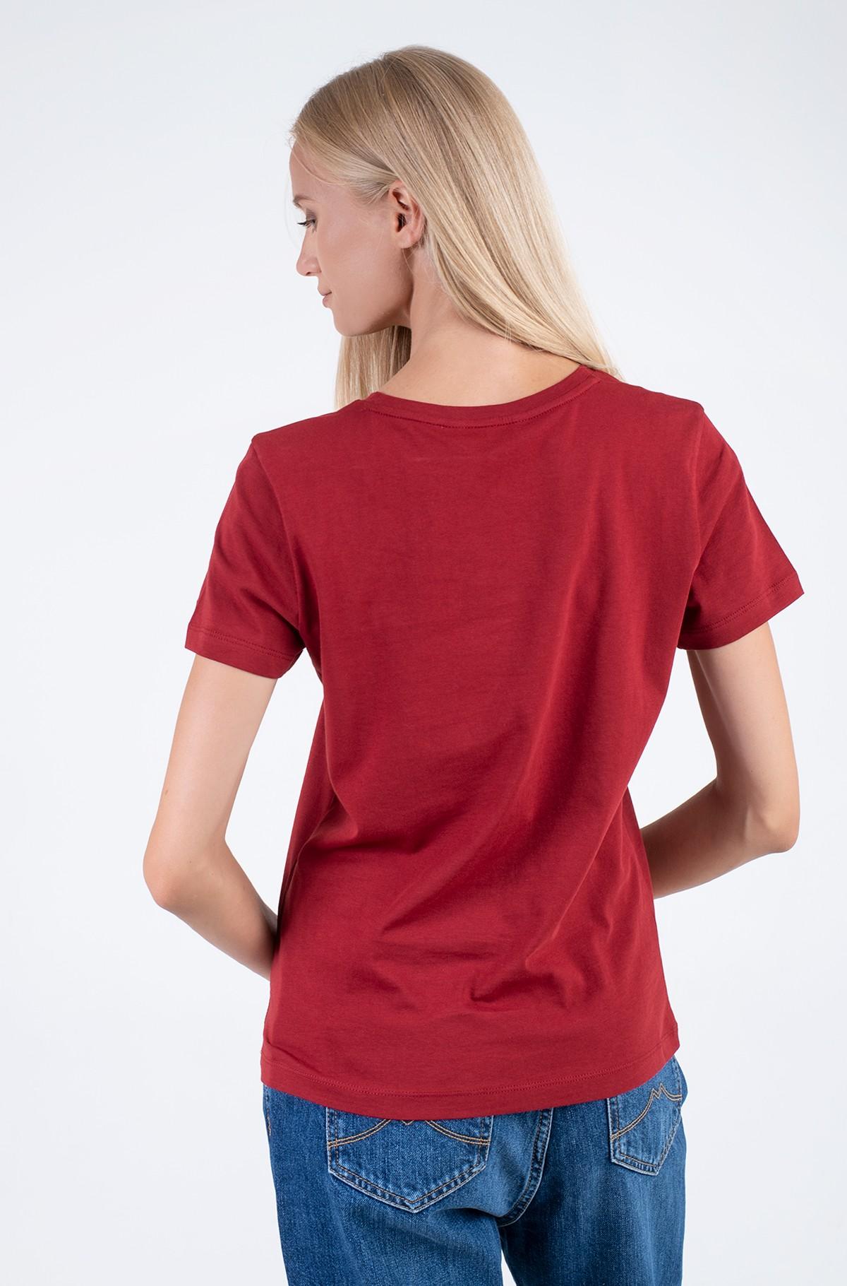 T-shirt ABO REGULAR MOTION FLAG TEE-full-3