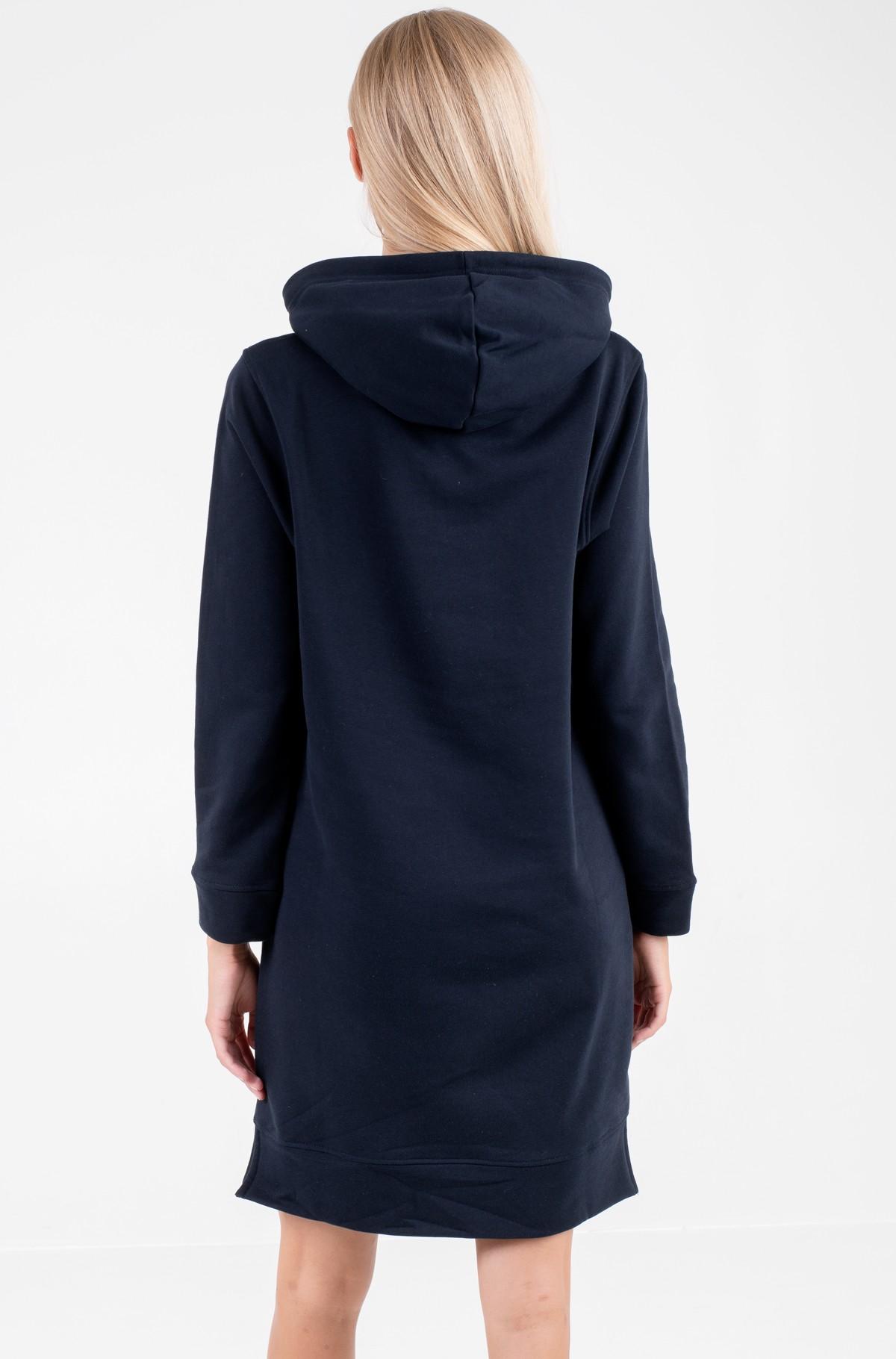 Laisvalaikio suknelė ABO REG MOT FLAG HOODIE DRESS-full-2