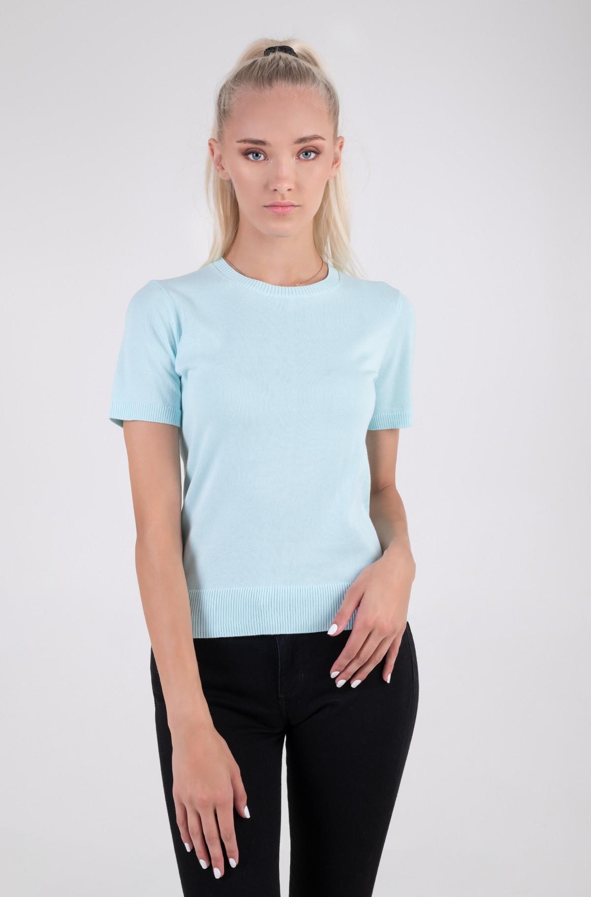 Knitted blouse 100180994-full-1