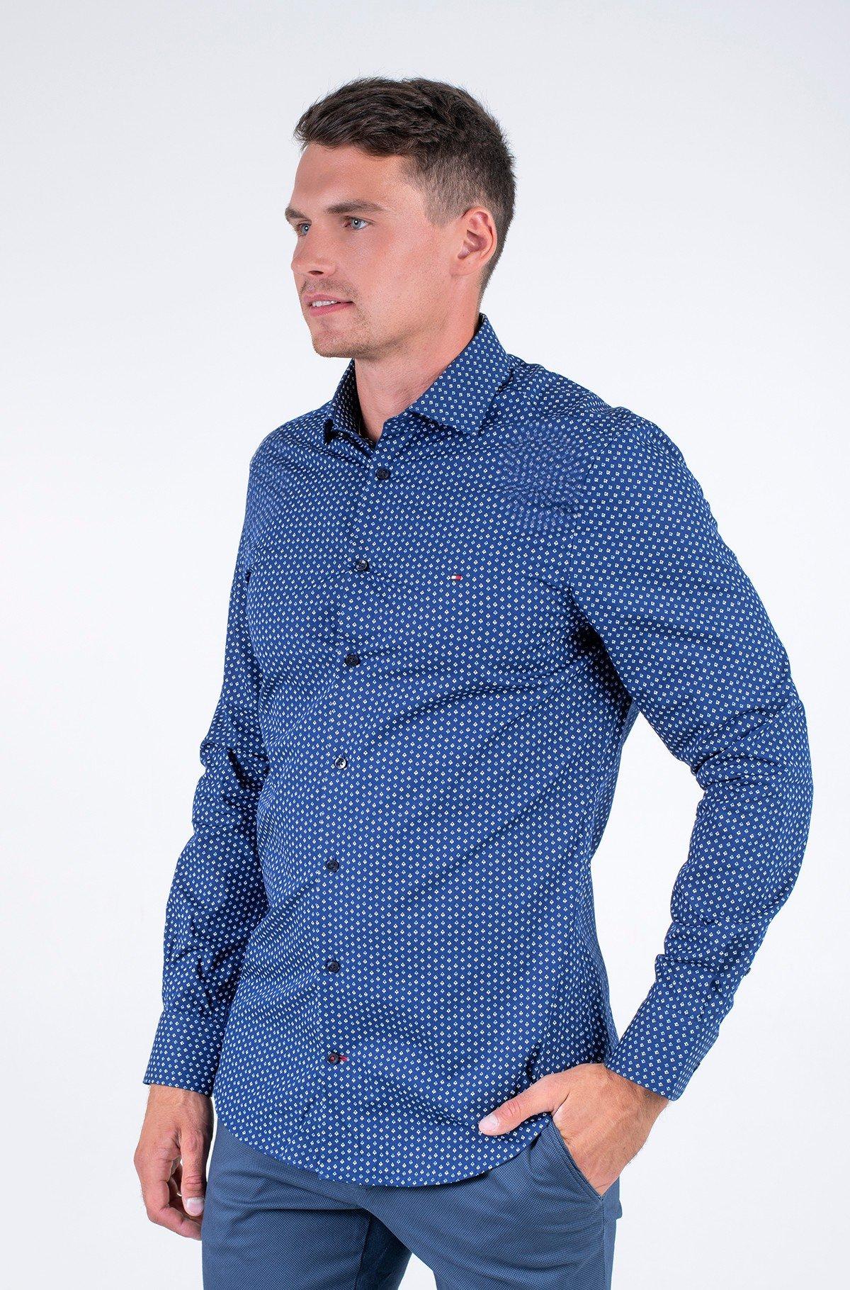 Marškiniai CL ORNAMENT PRINT SHIRT-full-1