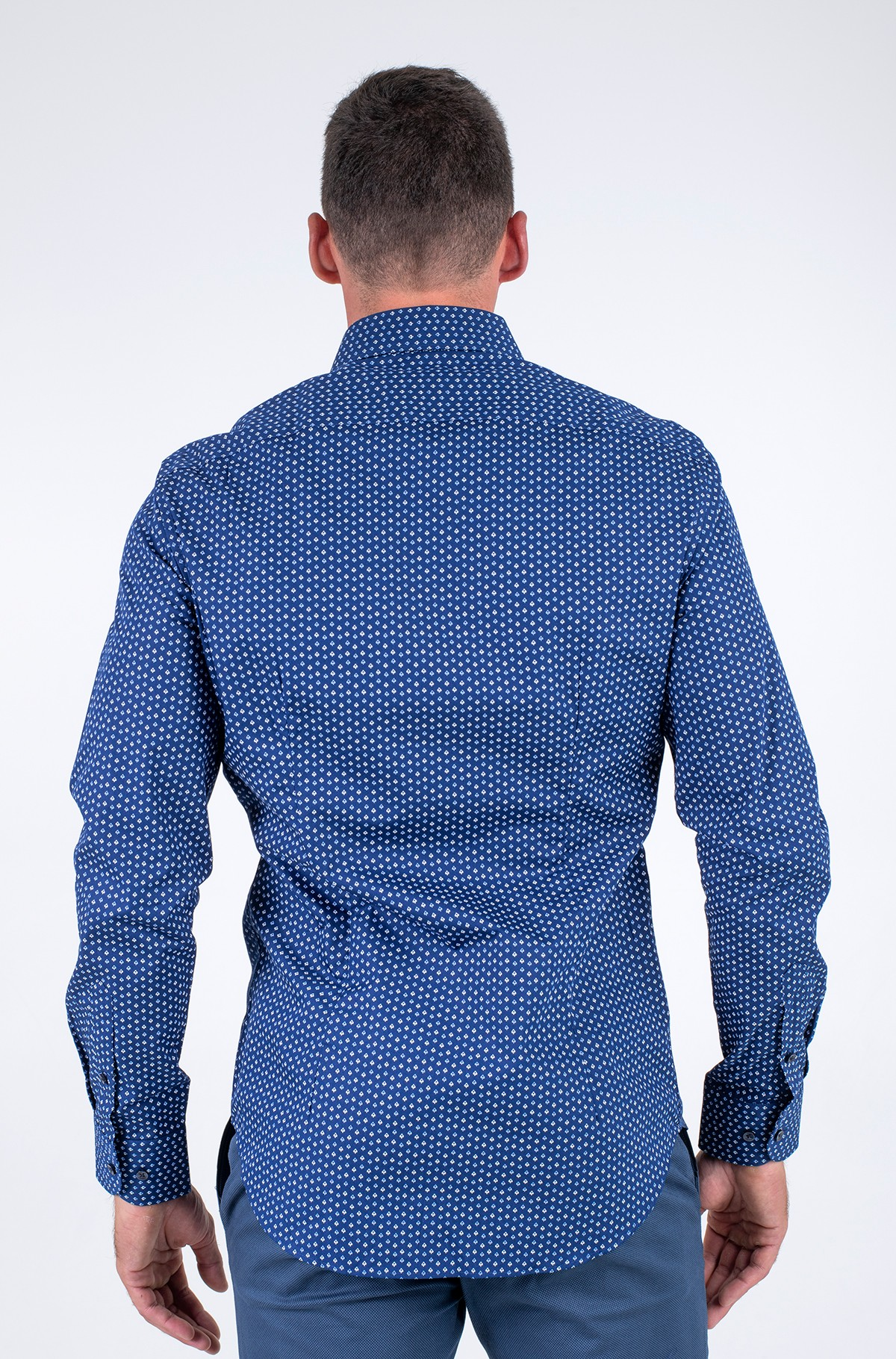 Marškiniai CL ORNAMENT PRINT SHIRT-full-2