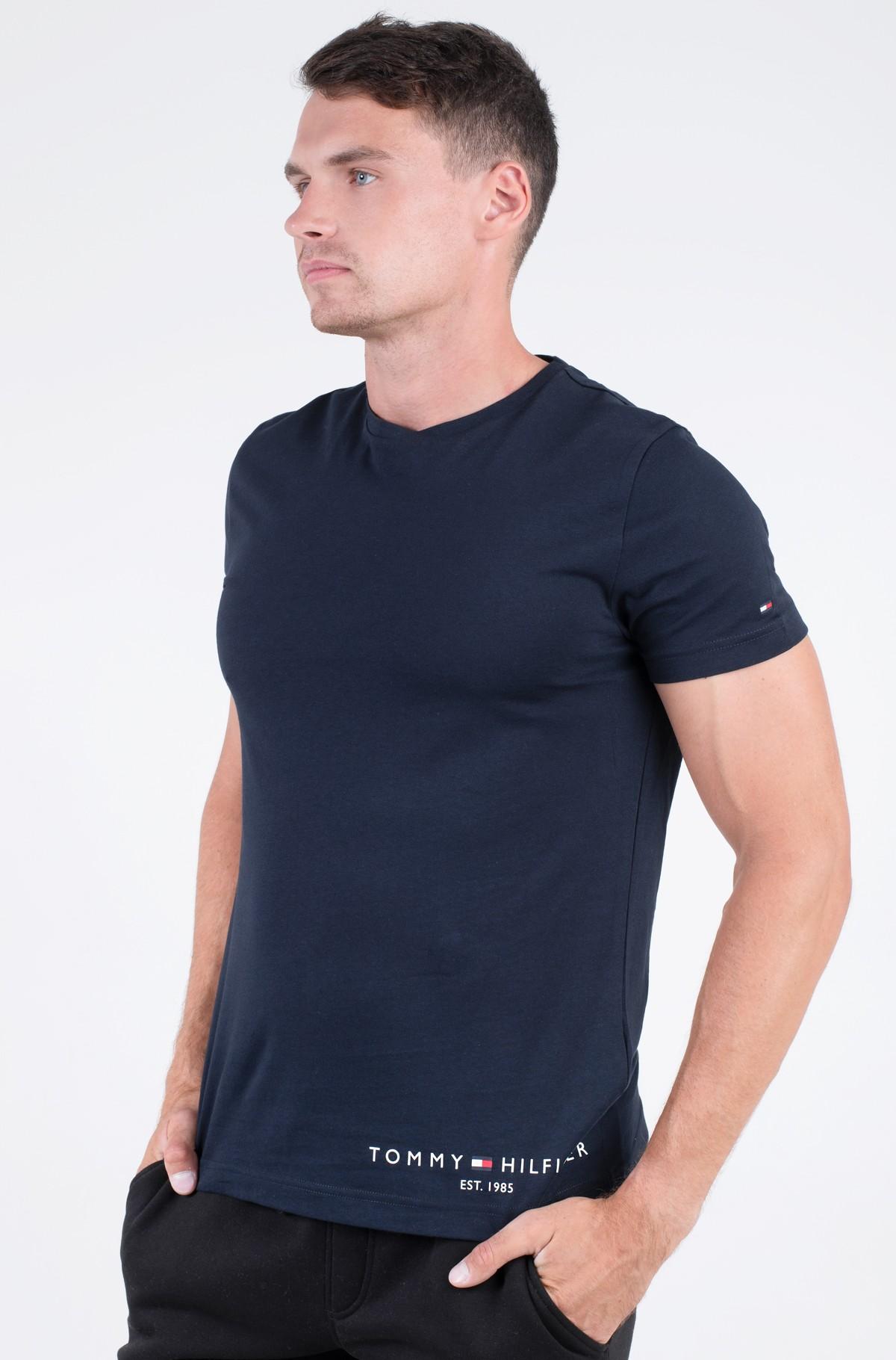 T-krekls HILFIGER LOGO TEE-full-1