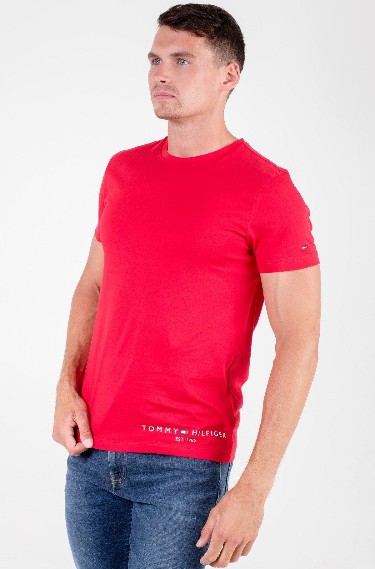 T-shirt HILFIGER LOGO TEE-full-1