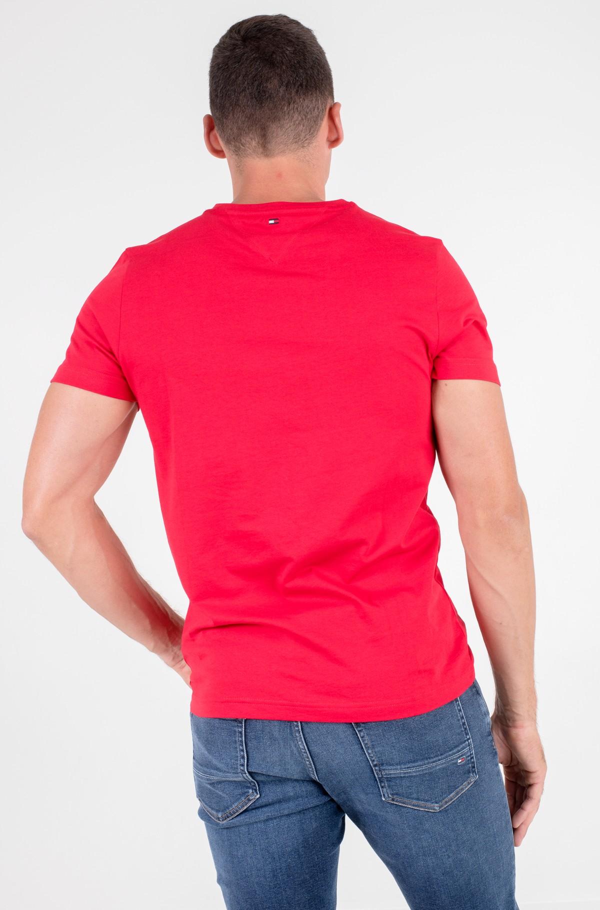 T-shirt HILFIGER LOGO TEE-full-2