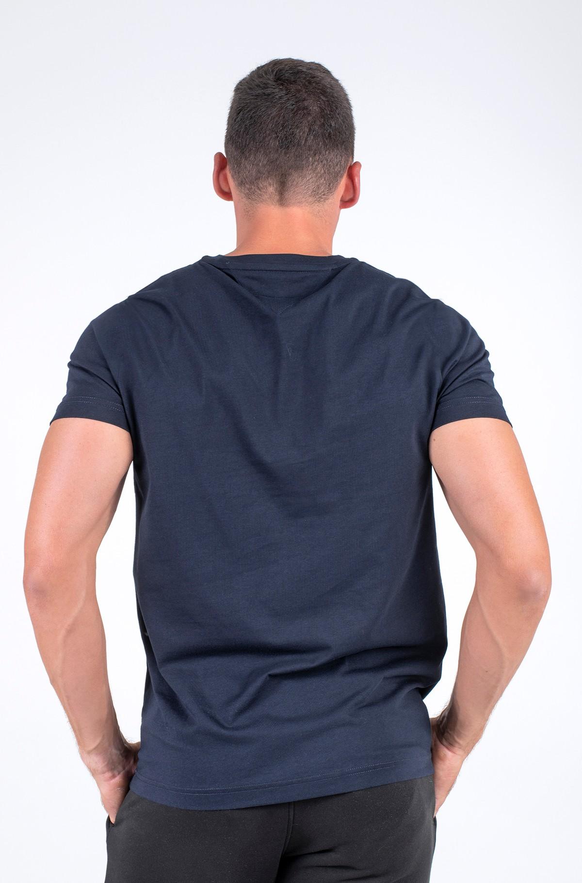 T-krekls PALM BOX PRINT TEE-full-2
