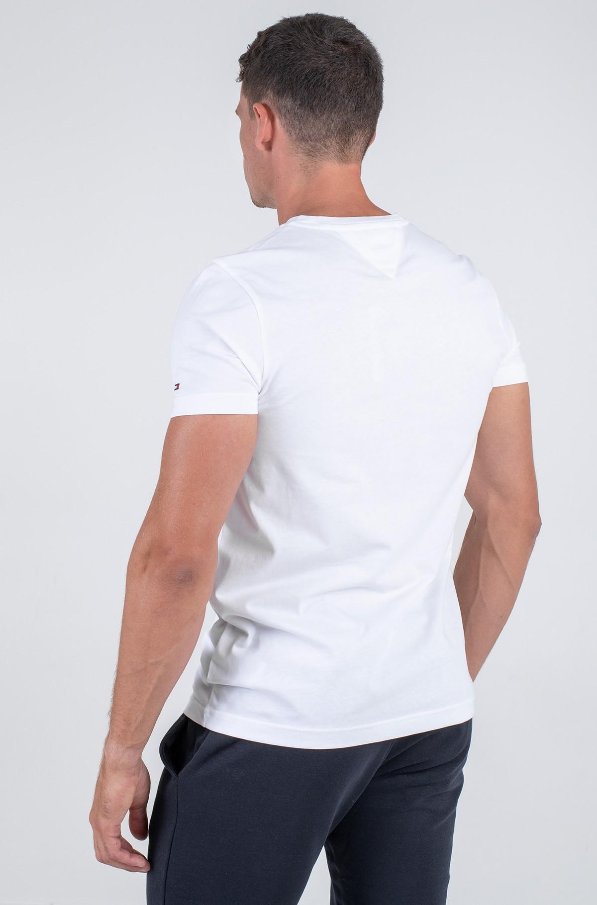 T-shirt PALM BOX PRINT TEE-full-2
