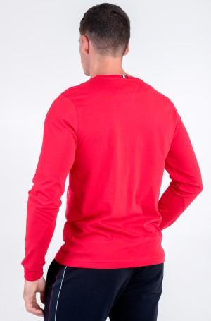 T-krekls ar garām piedurknēm  HILFIGER LOGO LONG SLEEVE TEE-2