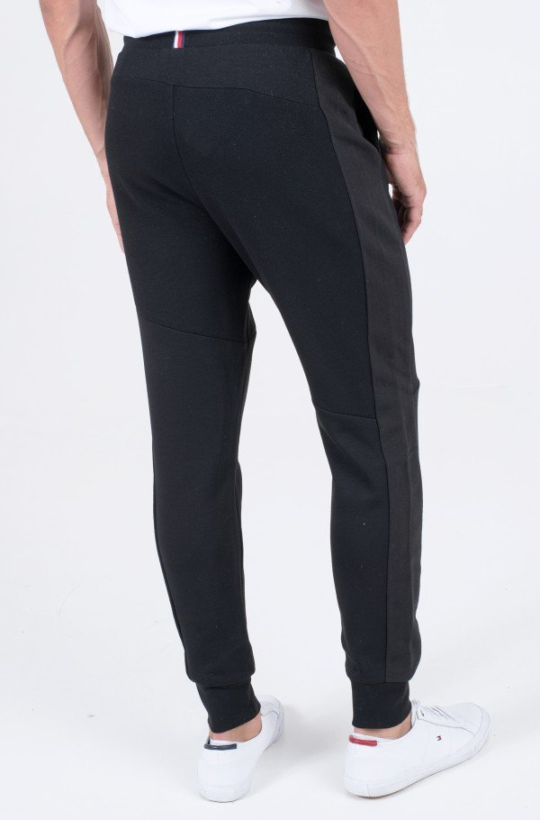 BLOCKED TERRY PANT-hover