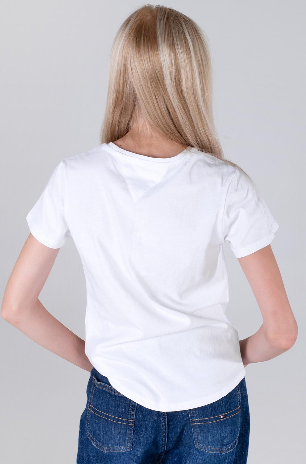 Bērnu T-krekls ESSENTIAL TEE S/S-full-2