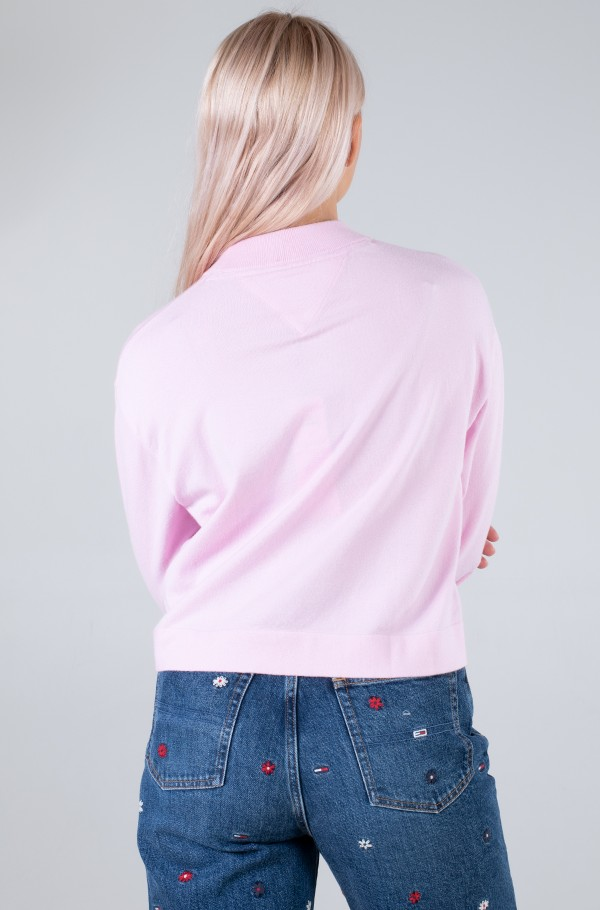 TJW ESSENTIAL SWEATER-hover
