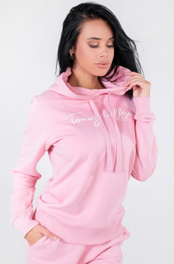 ABO TH ESS HILFIGER HOODIE-hover