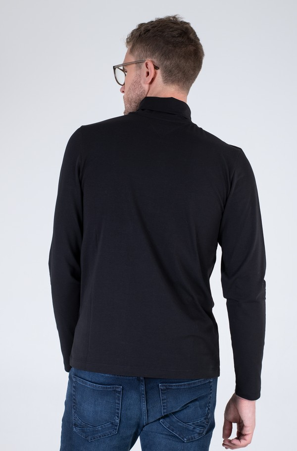 ROLL NECK LONG SLEEVE TEE-hover