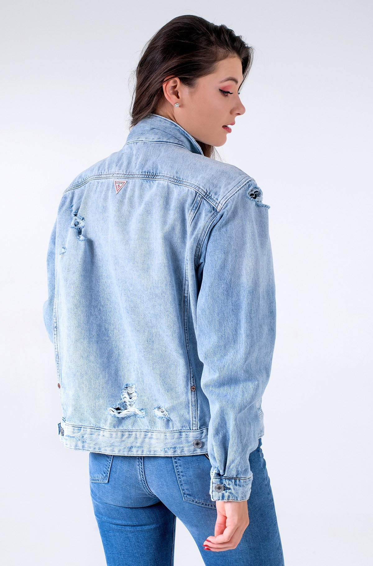Denim jacket W1YN77 D3Y0M-full-2