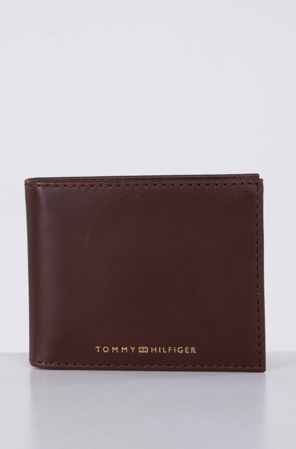 CASUAL LEATHER MINI CC WALLET