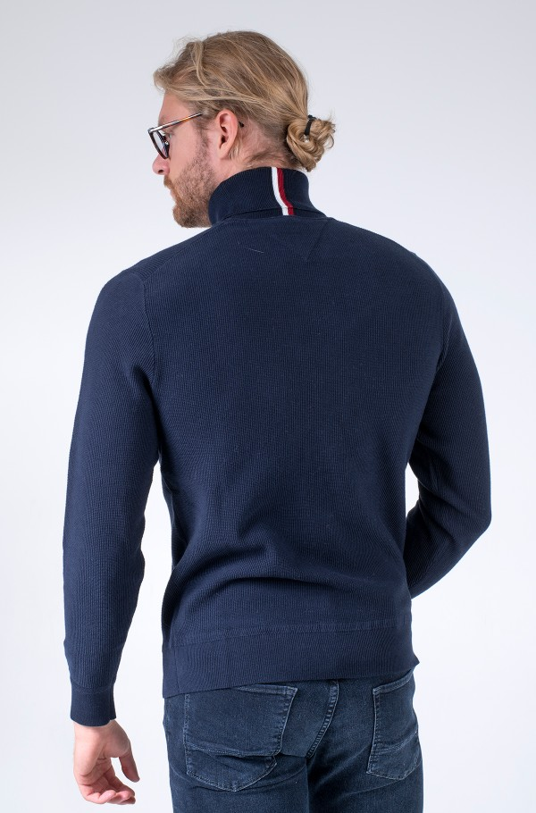 ICON STRUCTURE ROLL NECK-hover