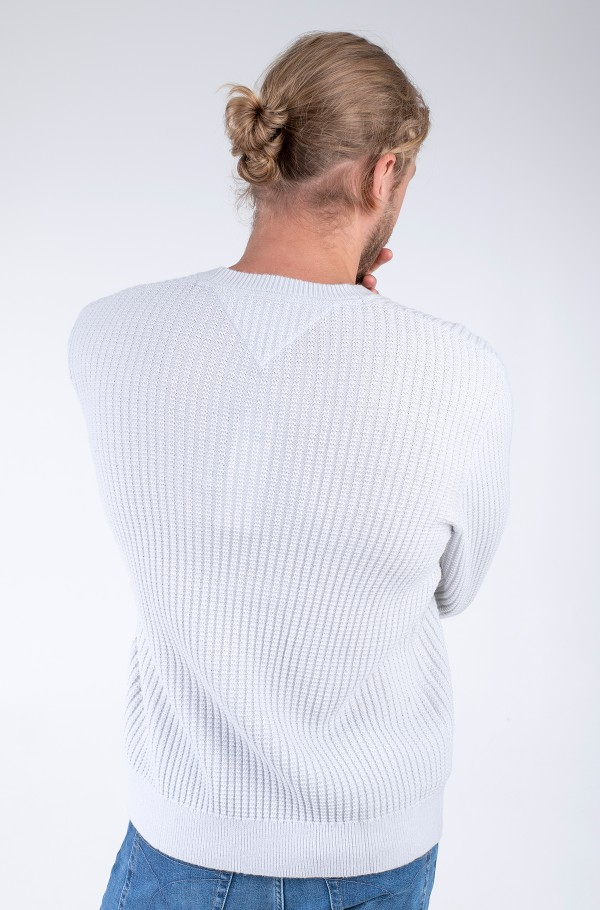 TJM STRUCTURED GRAPHIC SWEATER-hover