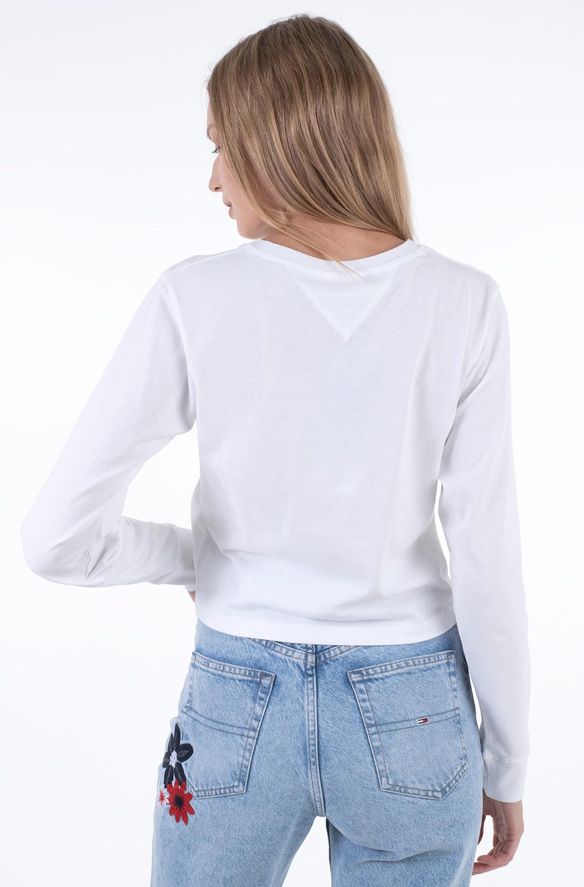 T-krekls ar garām piedurknēm  TJW REGULAR SMILEY BADGE LS-full-2