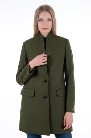Coat WOOL BLEND SB HIP LENGTH COAT-2