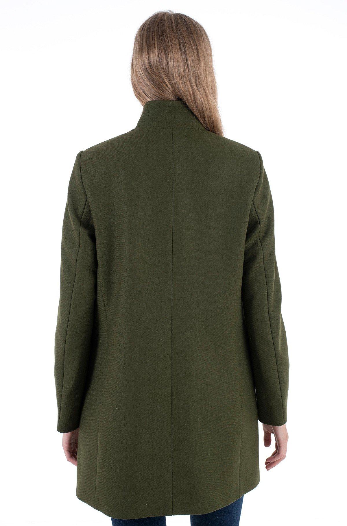 Coat WOOL BLEND SB HIP LENGTH COAT-full-3
