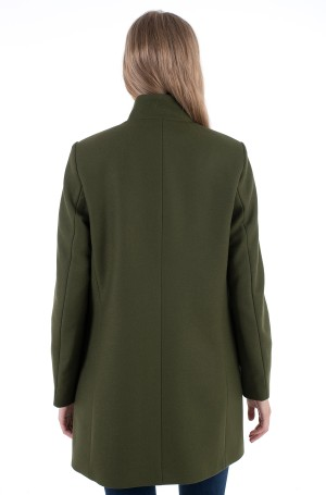 Coat WOOL BLEND SB HIP LENGTH COAT-3