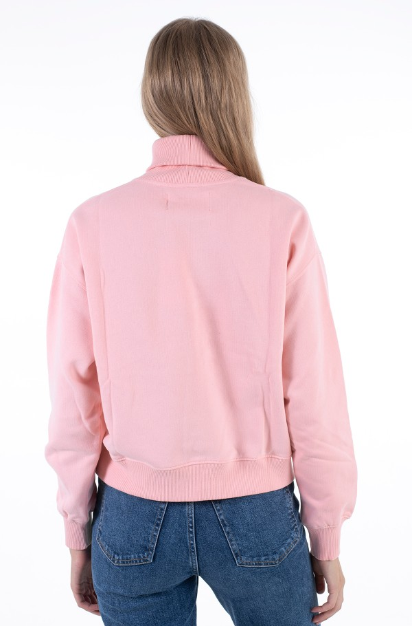 MID SCALE MONOGRAM ROLL NECK-hover